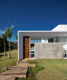 Gallery of House in the Valley / idsp arquitetos - 9