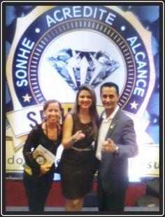 Seminario sistema Black Diamond Com Fabiane diamante e Claudemir Rodrigues Two Star