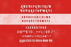 Saturday Typeface by DesignDistrict on Creative Market