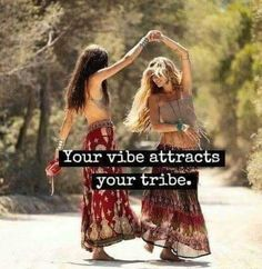 And I found the best tribe ever! <3