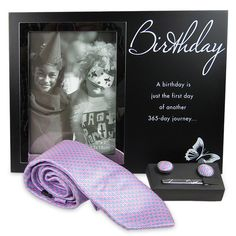 Send your birthday wishes to your loved one with this hamper which contains a tie with matching cufflinks and a photo frame. Send Birthday Gifts, It's Your Birthday, Birthday Wishes, Special Gifts, Special Day, Birthday Hampers, Hampers Online, Gifts Delivered, Tie Set