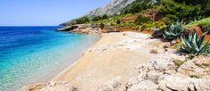 Beach Gaber - Murvica - Island Brač - Dalmatia - Split - Croatia
