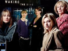 Waking the Dead - British TV series