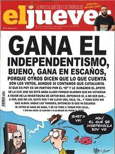 EL JUEVES  nº 2001 (30 setembro - 6 outubro 2015)