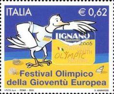 Gull and logo