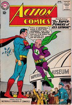 Action Comics #298 - March 1963 - DC Comics - Grade VG