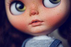 Colleen Penguinbabydolls OOAK Custom Blythe by Penguinbabydoll