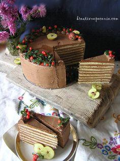 Gingerbread, Food And Drink, Fondant, Ethnic Recipes, Sweet, Smith Island, Bedroom Ideas, Foods, Bakken