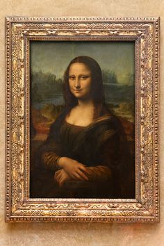 Louvre Museum...Mona Lisa...check!