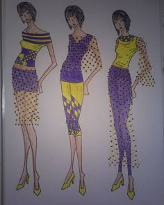 """#design #designer #style #fashiodesiger #student #studentasfashiondesigner #illustration #fashionillustration #hungarian #moda #modafeminina #woman…"""