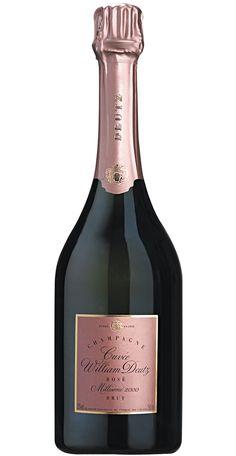 Deutz William Deutz rosé vintage 2000 champagne - Planete champagne