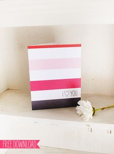 another free valentine day card from sweetmuffinsuite.com-that's me!