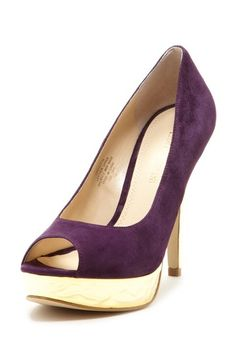 Enzo Angiolini Sully Platform Pump by Pump It Up on @HauteLook