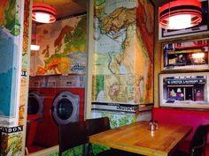 laundromat cafe copenhagen - Google Search