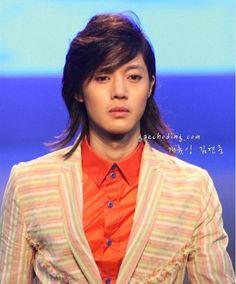Kim Hyun Joong 김현중 ♡ the Fashion Show 21.11.2007