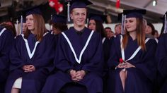 """This is """"Collège Alpin Beau Soleil Graduation by Collège Alpin Beau Soleil on Vimeo, the home for high quality videos and the people… Video 2015, Dream Life, People, Switzerland, Sun, Beauty, People Illustration, Folk"""
