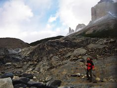 Valle Frances , torres del paine patagonia Chile