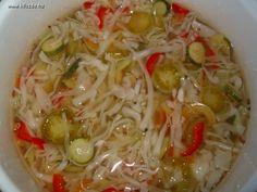 Hordós csalamádé Cabbage, Vegetables, Storage, Food, Purse Storage, Larger, Essen, Cabbages, Vegetable Recipes