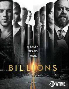 Best Series, Tv Series, Billions Showtime, Keys Art, 2 Movie, Season 3, Art Direction, Favorite Tv Shows, Movies And Tv Shows