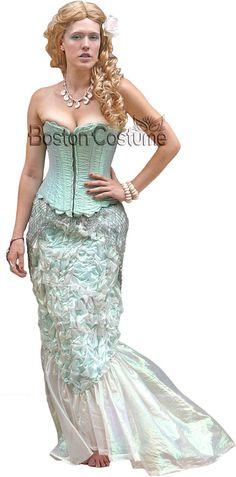 Mermaid Costume at Boston Costume
