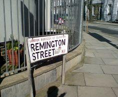 Remington Street N1 (London Borough Of Islington)