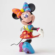 Disney Collectables: Minnie Mouse by Romero Britto:)