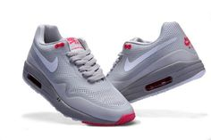 Nike Air Max 1 Homme Hyperfuse Vert/Rouge Chaussures Paris Stockist