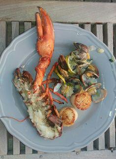 Nylon spinner pour Crabe//Homard pot