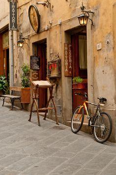 """""""Trattoria"""" in Arezzo - Toscana"""
