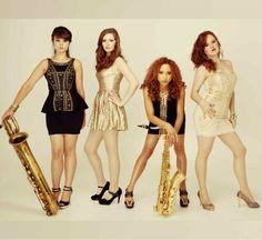 Female Sax Quartet - Sax Quartet