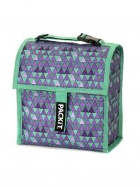 Purple/Green Freezable Personal Cooler by Pack It - ShopKitson.com