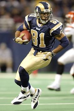 Torry Holt - St. Louis Rams
