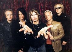 areosmith | Aerosmith - foto pubblicata da karencrazyforever
