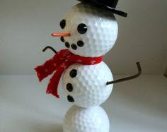 Goofbal the golf ball CATERPILLAR by duffersrevenge on Etsy