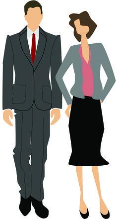 Dress to impress: appropriate professional attire