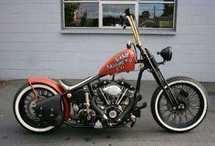 Nice Nash Shovel. - repined by http://www.vikingbags.com/ #VikingBags