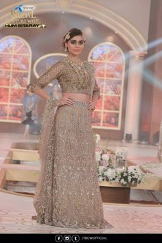 Sobia Nazir Dresses Collection 2016-2017 Telenor Bridal Couture Week (14)