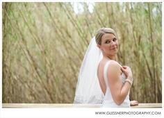 Lisa's Bridal Portraits at Old Salem Museum & Gardens, Winston-Salem, NC | NC Wedding Photographer | ©2013 Glessner Photography