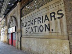 Blackfriars Sta. Blackfriars Rd