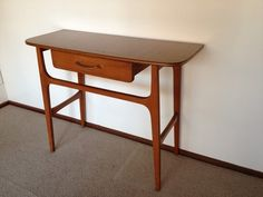 retro hall table. Hall Table Retro