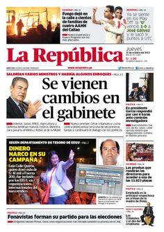 LaRepublica Lima - 31-10-2013