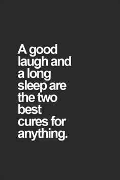 The best cures !