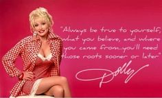 Dolly Parton Inspiration Quote