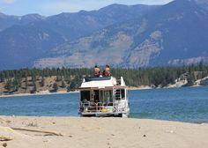 Sunshine Houseboats http://www.canadahouseboating.ca/rentals/sunshine-houseboats-marina/