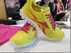 YES!!--->Reebok is all about COLOR now. You like?? #RBKFITBLOG #fitfluential