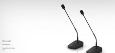 noble design | product design | design studio | electronic | CMS-900C | Microphone | Charis eletronic | MIC
