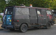 scary van - Google Search