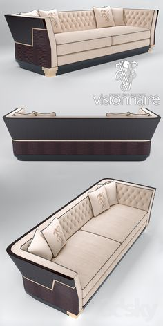 models: Other - Sofa and armchair Visionnaire Berry Capitone , Sofa Bed Design, Living Room Sofa Design, Home Room Design, Hall Furniture, Luxury Furniture, Furniture Design, Capitone Sofa, Room Partition Designs, Modern Sofa Designs
