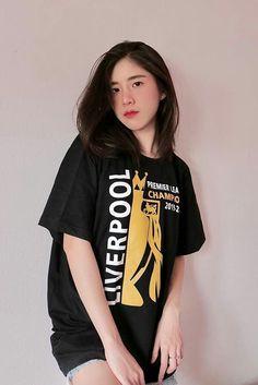 Liverpool : Premier League Champions 2020 T-shirt Liverpool Girls, Liverpool Fc, Premier League Champions, Football Fans, T Shirts For Women, Tops, Angels, Fashion, Moda