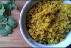 Fast Paleo » Indian-Style Cauliflower Rice - Paleo Recipe Sharing Site